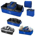 Custom Collapsible 2-in-1 Trunk Organizer/ Cooler