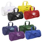 Custom Fitness Duffel Bag