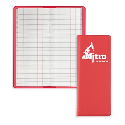 Flexible Tally Book Notebook