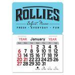 Custom Rectangle Magnet Peel-N-Stick Calendar