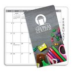 Custom Academic Monthly Pocket Planner Color Rich