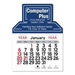 Custom Computer Peel-N-Stick Multi-Use Calendar