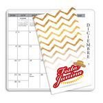 Custom Spanish Monthly Pocket Planner - Color Rich