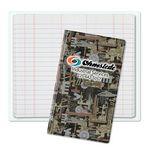 Custom Oilfield Camo Tally Jr. Notebook