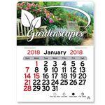 Custom Prizma Peel-n-Stick Calendar