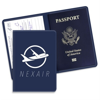 Standard Vinyl Passport Case