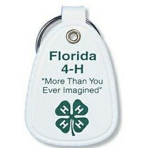 Small Western Key Tag