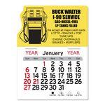 Custom Gas Pump Peel-N-Stick Multi-Use Calendar