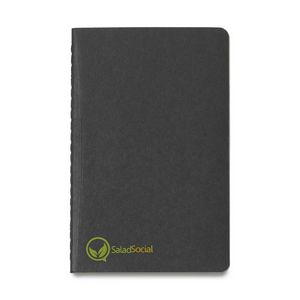 Moleskine Cahier Ruled Pocket Journal Black