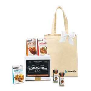 Grill & Chill BBQ Gift Set - Natural