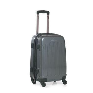 Brookstone Dash II 20 Upright Wheeled Luggage Grey