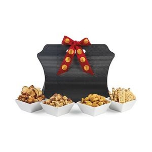 Meetings 'N More Gourmet Snack Tote Black