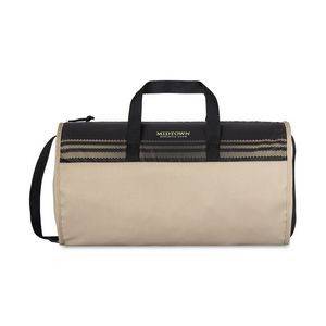 Track Sport Bag Brown-Natural