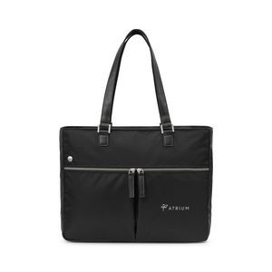 Travis & Wells® Lilah Computer Tote - Black