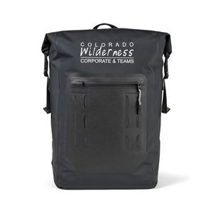 Vertex® Durango Weatherproof Computer Backpack Black