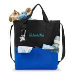 Custom Synergy All-Purpose Tote Blue