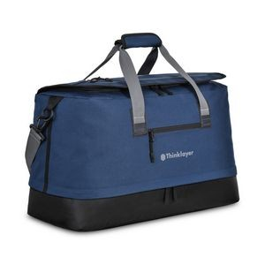 Brighton Adjustable Duffel Blue-Navy