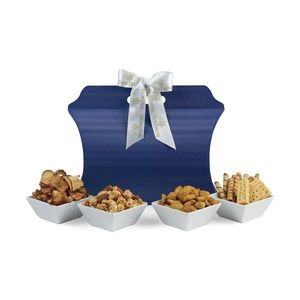 Meetings 'N More Gourmet Snack Tote Blue