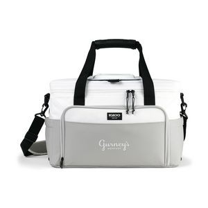 Igloo® Seadrift™ Coast Cooler - White-Grey