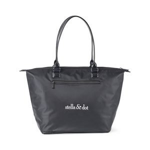 Lipault Lady Plume Medium Tote Bag Black
