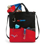 Custom Synergy All-Purpose Tote Red