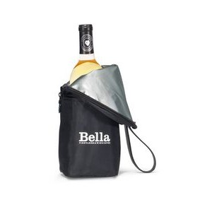 Avalon Insulated Wine Bag - Black