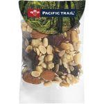 Custom Circular Top Snack Bag - Trail Mix