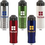 Tritan 28 Oz. Stainless Bottle