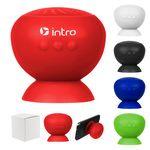 Custom Orb Silicone Bluetooth Speaker