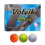 Custom Volvik DS-55 Golf Ball