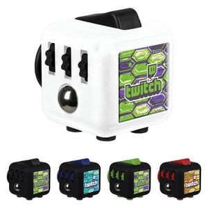 Twitch Stress Relieving Cube