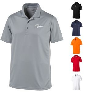 Puma Rotation Solid Polo Shirt
