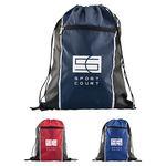 Custom Spirit Drawstring Backpack