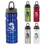 Custom 24 oz Expedition Aluminum Bottle