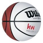 Custom Wilson Autograph Basketball