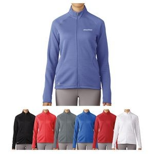 Adidas Essentials Textured Jacket Ladies