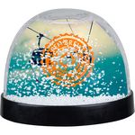 Custom Full Color Snow Globe