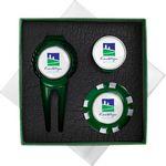 Custom Gift Set with Poker Chip