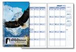 Custom Stock Art Pocket Monthly Planners