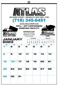 Commercial Wall Calendar