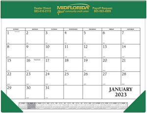 Vinyl Calendar Pad