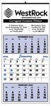 Custom #65 Commercial Wall Calendar