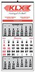 Custom #60 Commercial Wall Calendar