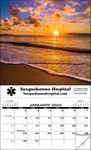 Custom Stock Apron Wall Calendar