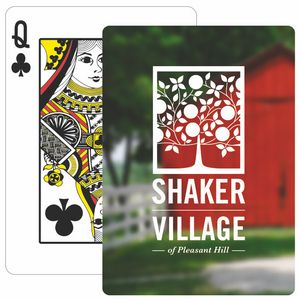 Digi Deck Custom Design 4CP Poker Size Playing Cards in Small Quantities