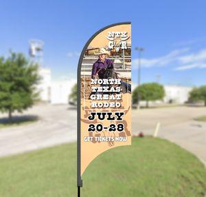 8 Street Talker Complete Feather Kit