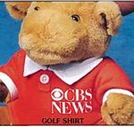 Custom Golf Tee (Polo Type Shirt) for Stuffed Animal