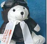 Custom Aviator Accessory for Stuffed Animal - 4 Piece (X-Small)