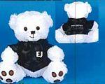 Custom Motorcycle Jacket for Stuffed Animal (X-Small)