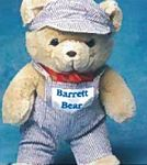 Custom Engineer Outfit for Stuffed Animal - 2 Piece (Small)